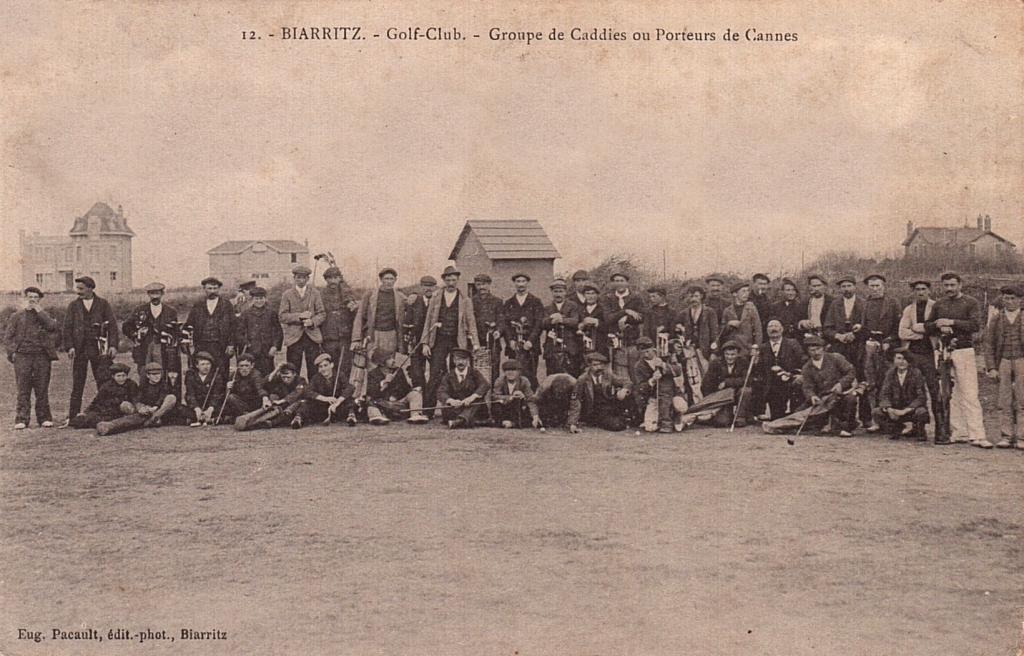 Golf de Biarritz - 1888